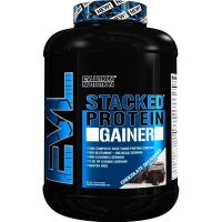 mass gainer stacked protein evl