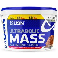 mass gainer ultrabolic mass USN nutrition chocolate